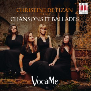 Vocame: Christine de Pizan - Chansons et ballades (CD)